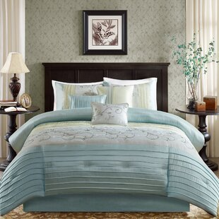 Dark Teal Comforter Set   Wayfair