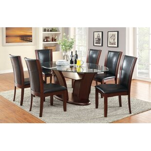 Cushing 7 Piece Dining Set