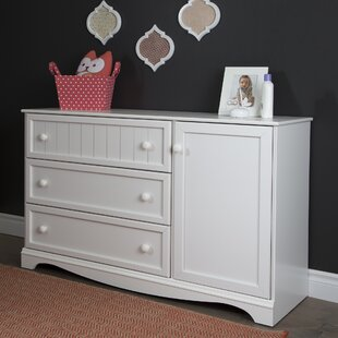 Read Reviews Savannah 3 Drawer Combo Dresser by South Shore Reviews (2019) & Buyer's Guide