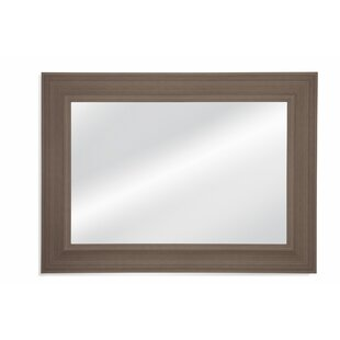 Darby Home Co Modern Rectangle Accent Mirror