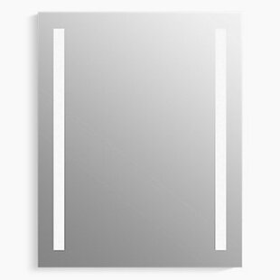 Verdera Lighted Medicine Cabinet, 24 W x 30 H with Lighting by Kohler