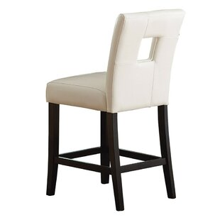 Nagle Upholstered Bar Stool (Set of 2) by Latitude Run