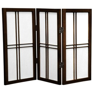 Leiva 26 X 30 3 Panel Room Divider By Bungalow Rose Up To 50 Off