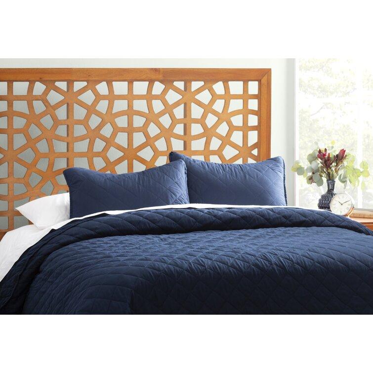 Wayfair Basics® Reversible Quilt Set