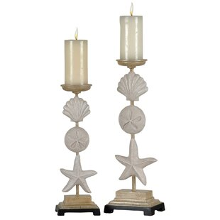 Candle Wall Stone Set Of 2