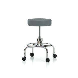 Height Adjustable Exam Stool by Perch Chairs & Stools Great Reviews