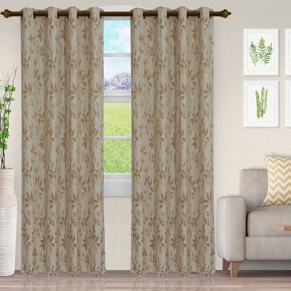 """51/"""" x 84/"""" Sheer Curtains Panels White//Plum Watercolor Floral Crushed Texture"""