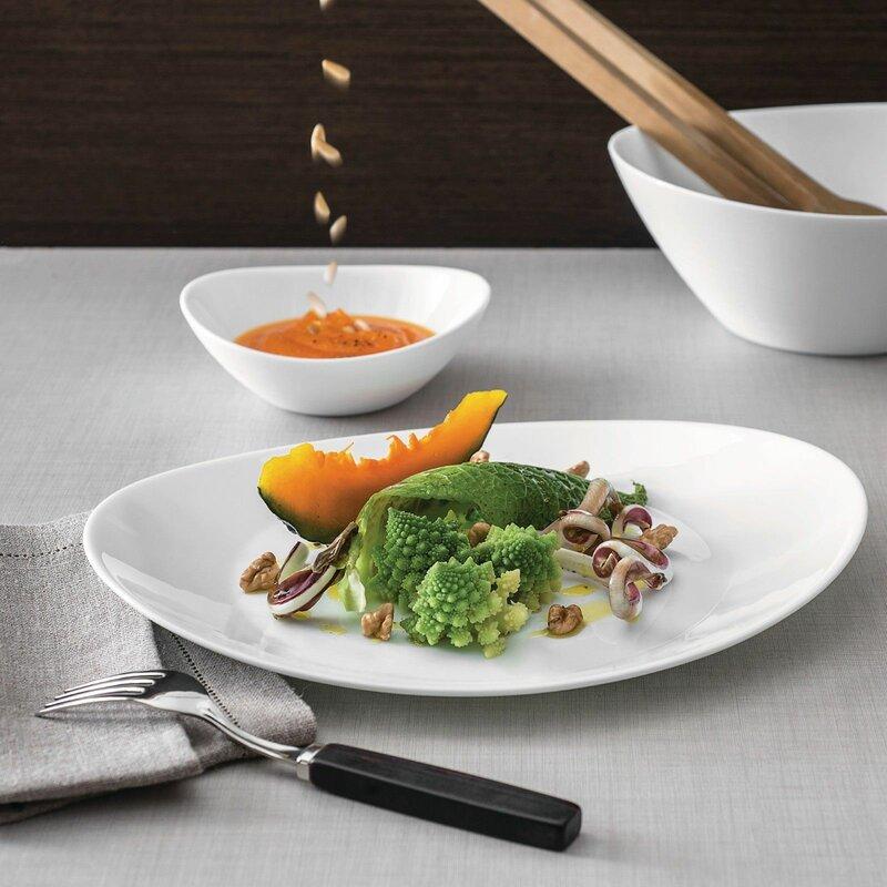 Prometeo 18 Piece Dinnerware Set, Service for 6