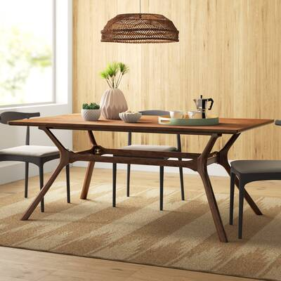 Lucy Matte Lacquer Dining Table Reviews Allmodern