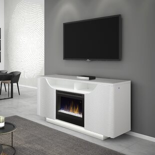 Order Ethan TV Stand for TVs up to 65 with Fireplace by Dimplex Reviews (2019) & Buyer's Guide