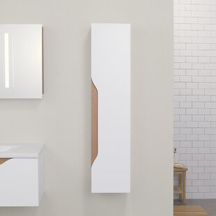 Pure Side 13.78 W x 57.09 H Wall Mounted Cabinet by Ronbow