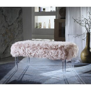 Caddington Upholstered Bench by House of Hampton
