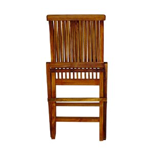 Terrace Mates Solid Wood Dining Chair (Set of 2) by Blue Star Group