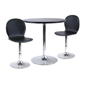 Winsome 3 Piece Dining Set by Winsome