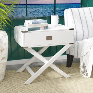 Antonina End Table with Storage