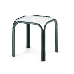 Find Obscure Stainless Steel Side Table Great buy