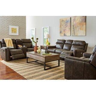 Antiochos Reclining Configurable Living Room Set by Latitude Run SKU:CB702161 Description