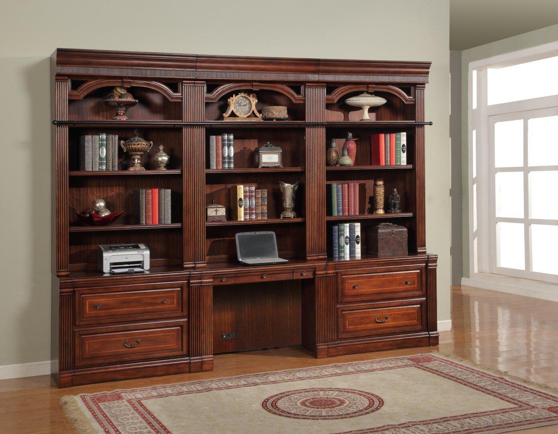 Brian Library Bookcase