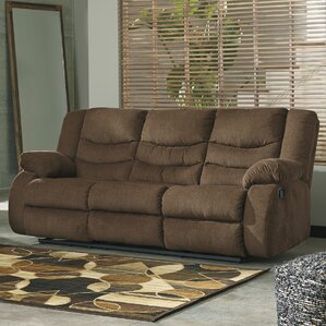 Ridgemont Reclining Sofa by Loon Peak