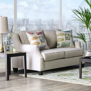 Great choice Cuadra Loveseat by Rosecliff Heights Reviews (2019) & Buyer's Guide