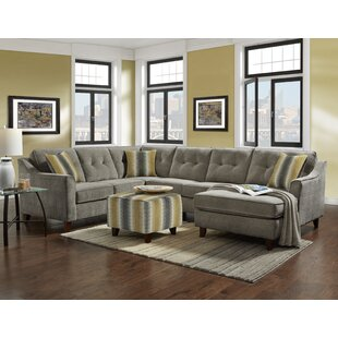 Hayworth Reversible Sectional