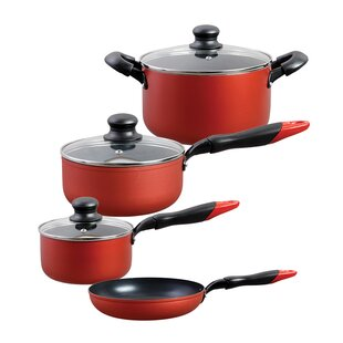 Andreo 7 Piece Non-Stick Cookware Set