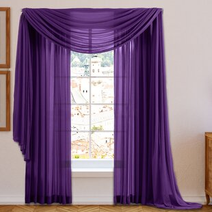 Purple Curtains U0026 Drapes Youu0027ll Love | Wayfair