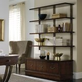 Palisade 80 H x 60 W Standard Bookcase by Hooker Furniture