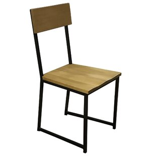 Urban Solid Wood Dining Chair