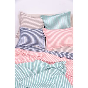Bengal Stripe 100% Cotton Blanket