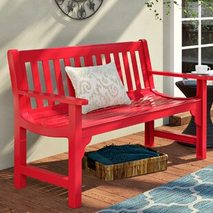 Olympia Cast Aluminum Park Bench by Darby Home Co Design
