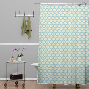 Sabine Reinhart Into The Sky Single Shower Curtain