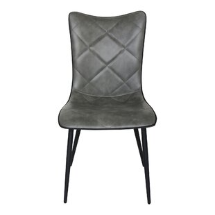Beavercreek Upholstered Dining Chair Set of 2 by Ivy Bronx