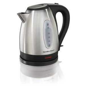 1.7-qt. Stainless Steel Electric Kettle