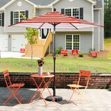 Lch 9ft Patio Outdoor Umbrella