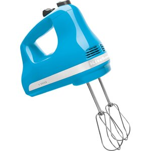 Buy Ultra Power Series 5 Speed Slide Control Hand Mixer!