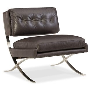 Cherie Metal Frame Lounge Chair by Hooker Furniture
