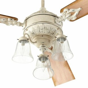 3 Light Branched Ceiling Fan Light Kit