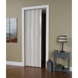 PVC/Vinyl Homestyle Accordion Door  sc 1 st  Wayfair & Interior Accordion Doors | Wayfair