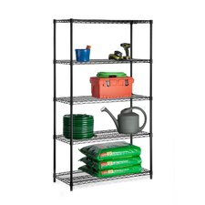 72 H 5 Shelf Shelving Unit by Honey Can Do