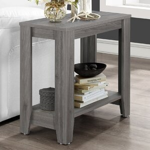Trombetta End Table by Varick ..
