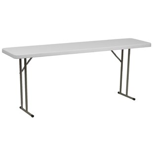 Great Price 72 Rectangular Folding Table By Flash Furniture