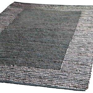 Haworth Hand-Woven Gray Area Rug