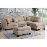Fantastic Sectionals Sectional Sofas Joss Main Pabps2019 Chair Design Images Pabps2019Com