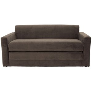 Pardue Sleeper Loveseat by Varick Gallery