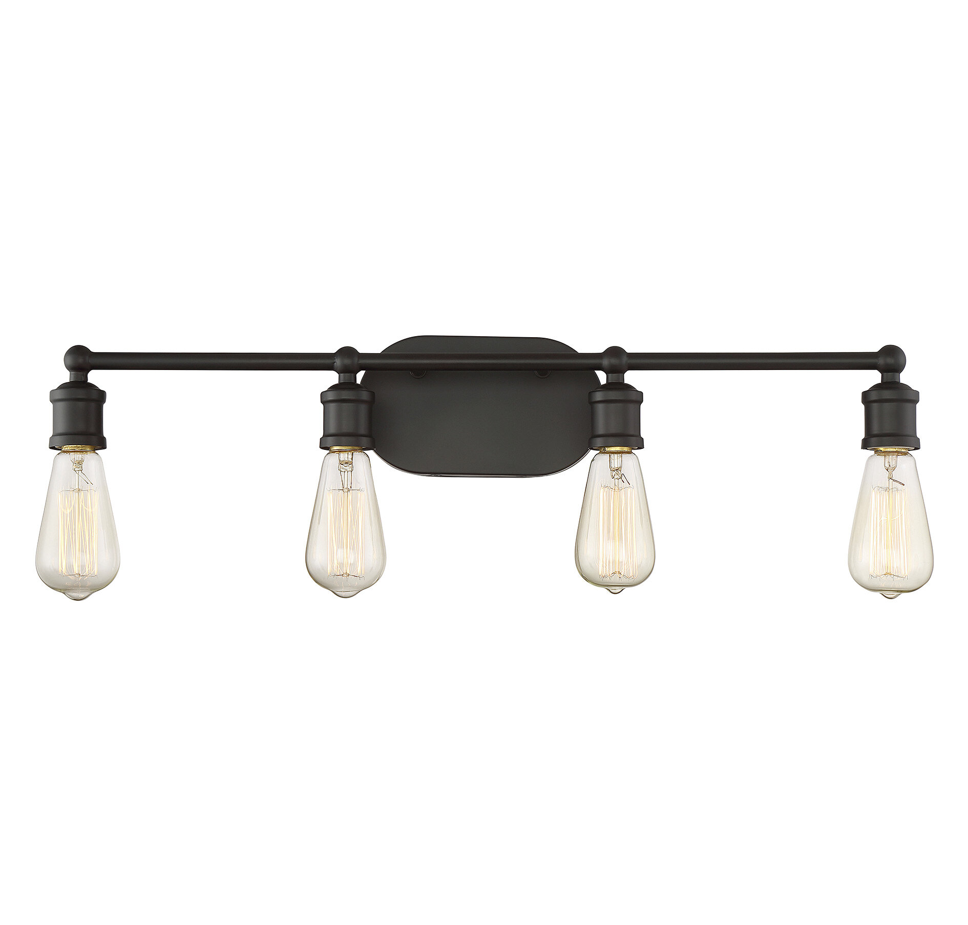 Trent Austin Design Loredo 4-Light Vanity Light & Reviews | Wayfair