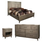 Bangor Standard Solid Wood Configurable Bedroom Set by Three Posts