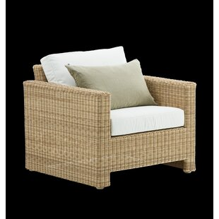 Sixty Patio Chair with Cushions