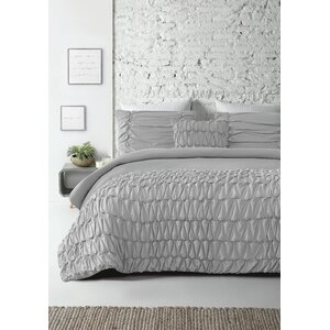 Kennie Reversible Comforter Set