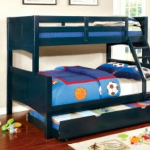 Bargain Romney Twin over Full Bunk Bed by Harriet Bee Reviews (2019) & Buyer's Guide